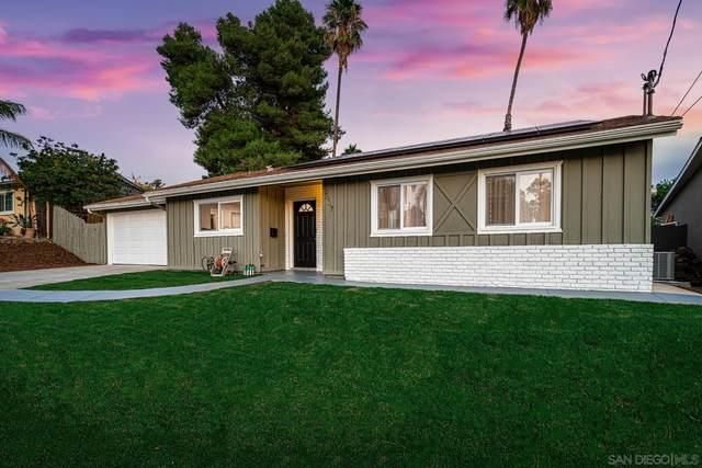 9637 W Hartland, Santee, CA 92071 (#210028241) :: Windermere Homes & Estates