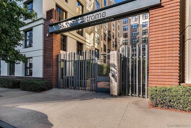 1150 J St #222, San Diego, CA 92101 (#210028244) :: Windermere Homes & Estates