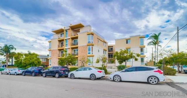 4111 Illinois St #208, San Diego, CA 92104 (#210028355) :: Windermere Homes & Estates