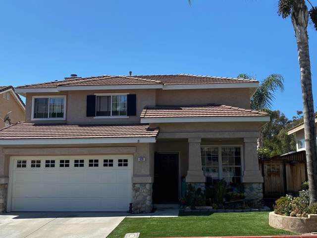 628 Hillhaven Dr, San Marcos, CA 92078 (#210028370) :: Wannebo Real Estate Group
