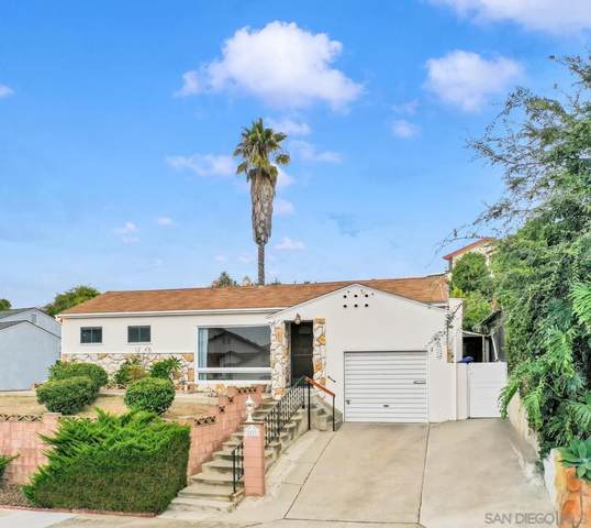 2027 Cecelia Terrace, San Diego, CA 92110 (#210028379) :: COMPASS