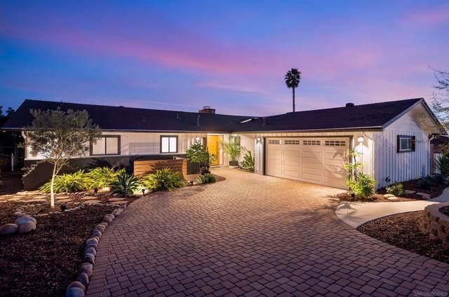 5681 Linfield Ave, San Diego, CA 92120 (#210028412) :: Neuman & Neuman Real Estate Inc.