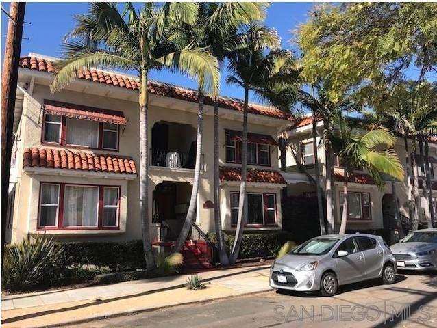 526-28 Anderson Pl., San Diego, CA 92103 (#210028440) :: Dannecker & Associates