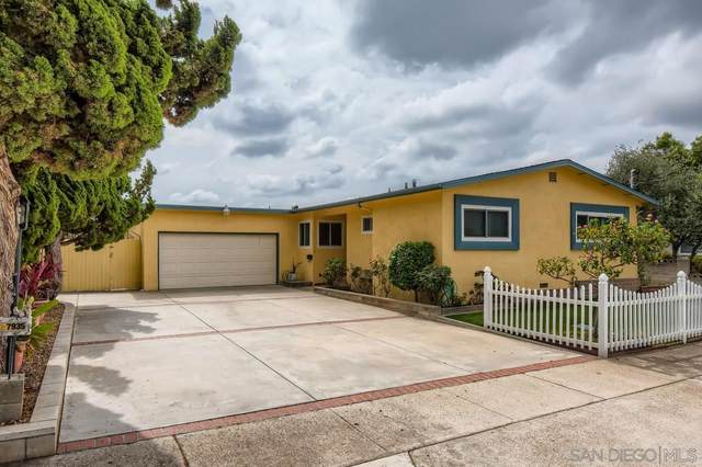 7935 Alida Street, La Mesa, CA 91942 (#210028441) :: COMPASS