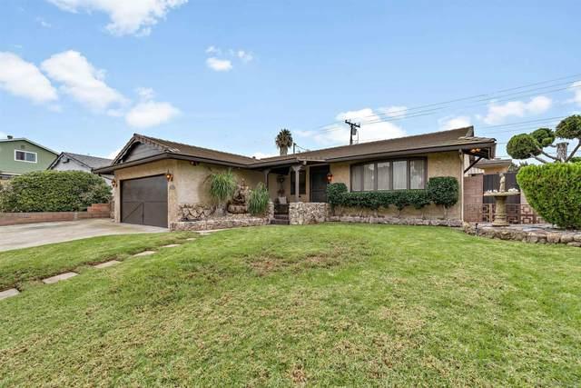 5037 Greenbrier Avenue, San Diego, CA 92120 (#210028474) :: Neuman & Neuman Real Estate Inc.