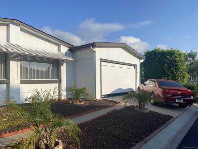 9255 N Magnolia #342, Santee, CA 92071 (#210028482) :: Windermere Homes & Estates