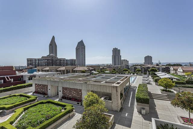 700 Front #501, San Diego, CA 92101 (#210028547) :: Rubino Real Estate
