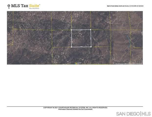 007 Barrett Lake Rd #07, Jamul, CA 91935 (#210028549) :: Neuman & Neuman Real Estate Inc.