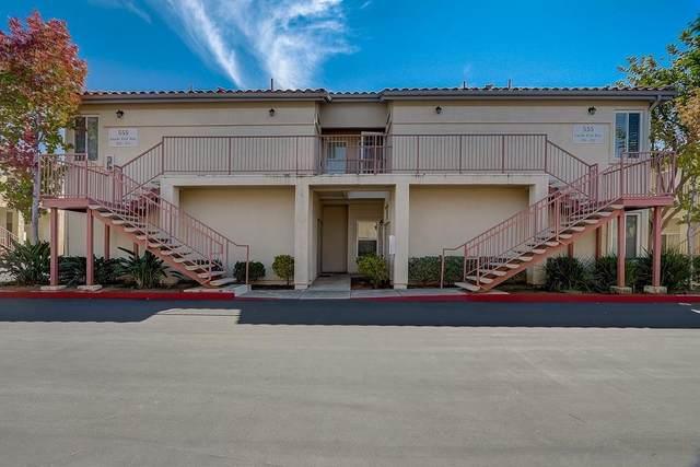 555 Lands End Way #207, Oceanside, CA 92058 (#210028577) :: PURE Real Estate Group