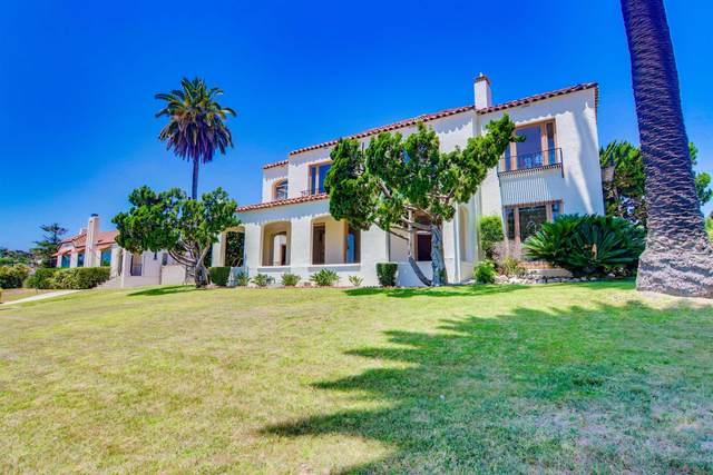 2478 Rosecrans St, San Diego, CA 92106 (#210028633) :: Keller Williams - Triolo Realty Group