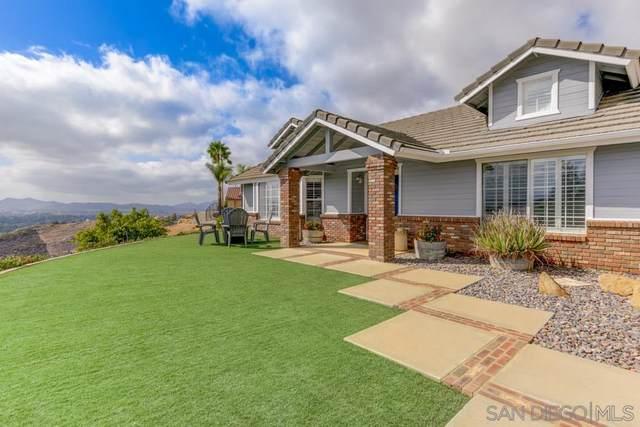 1819 Olive St, Ramona, CA 92065 (#210028638) :: Rubino Real Estate