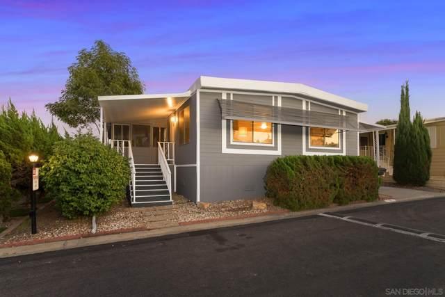 150 S Rancho Santa Fe Rd Spc 8, San Marcos, CA 92078 (#210028640) :: Windermere Homes & Estates