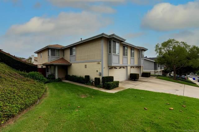 8047 Mission Vista Dr, San Diego, CA 92120 (#210028642) :: Neuman & Neuman Real Estate Inc.