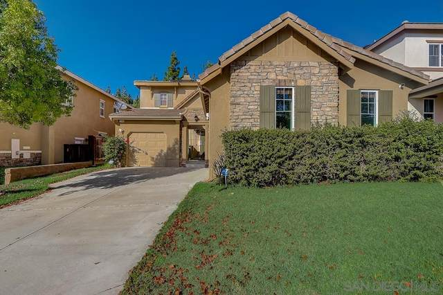 1094 Brightwood Dr, San Marcos, CA 92078 (#210028649) :: COMPASS