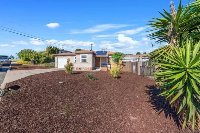 2165 Flintridge, San Diego, CA 92139 (#210028660) :: Solis Team Real Estate