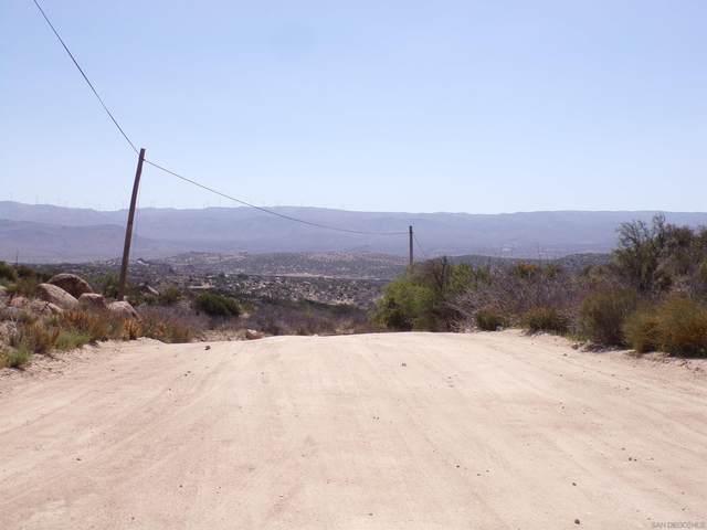 0 Old Highway 80 #48, Jacumba, CA 91934 (#210028668) :: Neuman & Neuman Real Estate Inc.
