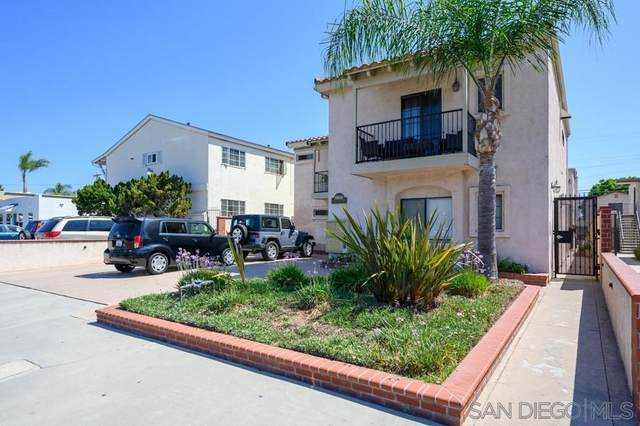 4153 Idaho St #8, San Diego, CA 92104 (#210028685) :: Dannecker & Associates