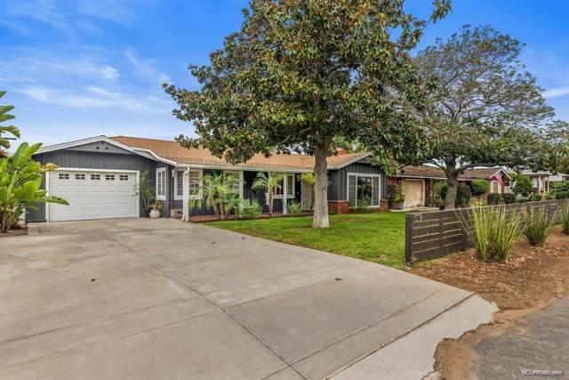 519 Orange Grove Ave, Vista, CA 92084 (#210028703) :: Windermere Homes & Estates