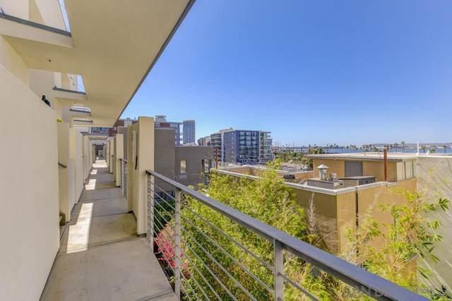 2064 Kettner Blvd #37, San Diego, CA 92101 (#210028738) :: Dannecker & Associates