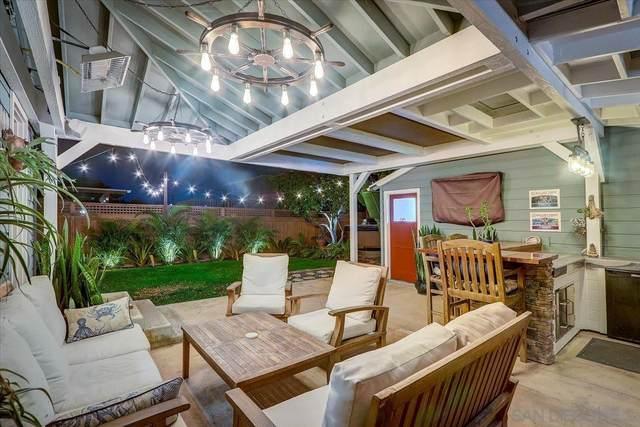 1827 Chatsworth Blvd, San Diego, CA 92107 (#210028819) :: Dannecker & Associates