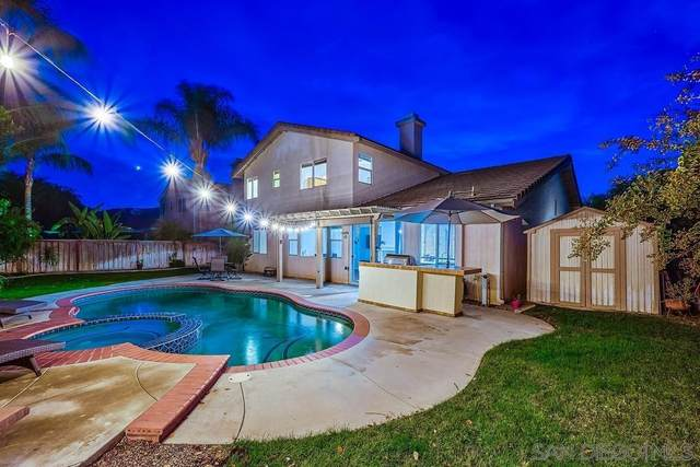 42178 Sagewood St, Murrieta, CA 92562 (#210028825) :: Neuman & Neuman Real Estate Inc.