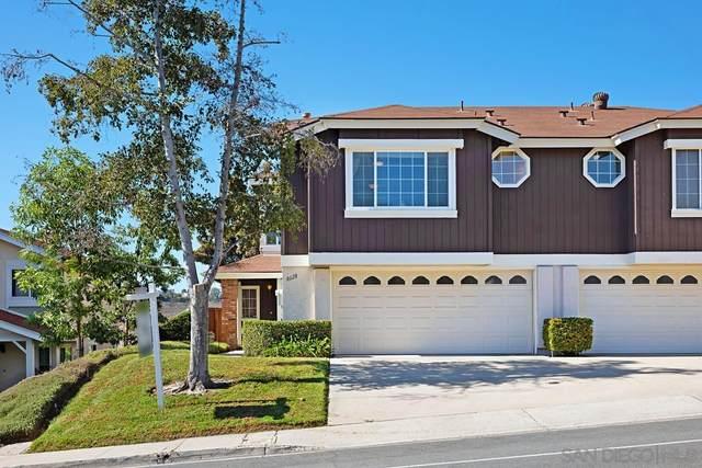 8028 Mission Vista Drive, San Diego, CA 92120 (#210028849) :: Neuman & Neuman Real Estate Inc.