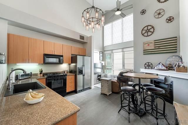 1480 Broadway #2607, San Diego, CA 92101 (#210028889) :: Neuman & Neuman Real Estate Inc.