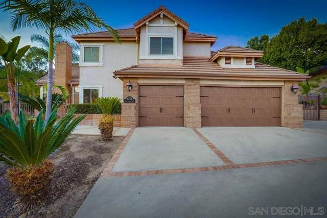 6758 Del Cerro Blvd., San Diego, CA 92120 (#210028898) :: Neuman & Neuman Real Estate Inc.
