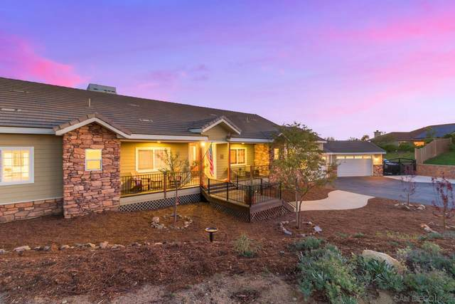 29539 The Yellow Brick Rd, Valley Center, CA 92082 (#210028901) :: COMPASS