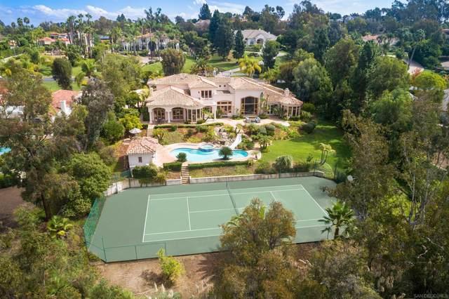17150 Circa Del Sur, Rancho Santa Fe, CA 92067 (#210028913) :: Neuman & Neuman Real Estate Inc.