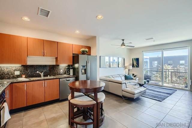 550 Park Blvd #2408, San Diego, CA 92101 (#210028951) :: Dannecker & Associates