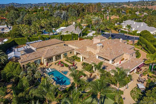 17109 Paseo Hermosa, Rancho Santa Fe, CA 92067 (#210028954) :: Neuman & Neuman Real Estate Inc.