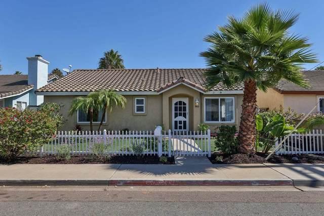 905 Connecticut St, Imperial Beach, CA 91932 (#210028971) :: Neuman & Neuman Real Estate Inc.