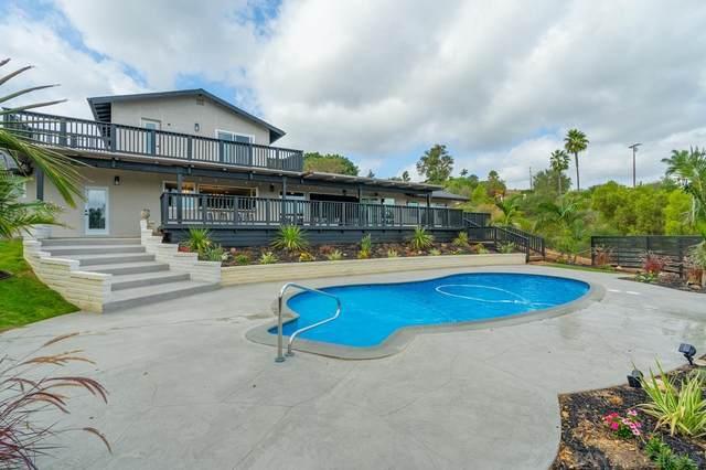 521 Rancho Camino, Fallbrook, CA 92028 (#210028973) :: Solis Team Real Estate