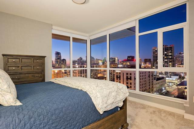 325 7th Ave #1208, San Diego, CA 92101 (#210028976) :: Dannecker & Associates