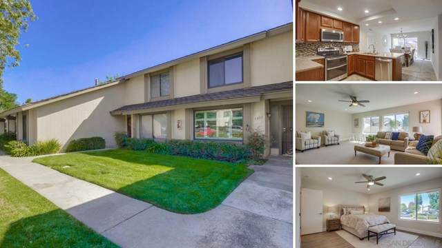 9840 Guisante Ter, San Diego, CA 92124 (#210028997) :: SunLux Real Estate