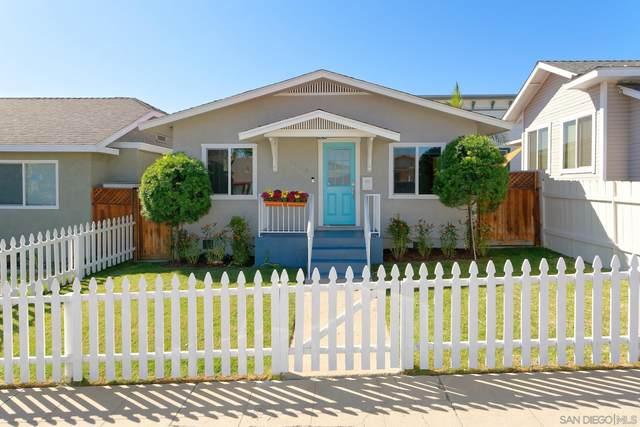 834 30th St, San Diego, CA 92102 (#210029027) :: Dannecker & Associates