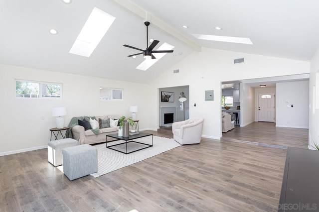 6575 Oakridge Rd, San Diego, CA 92120 (#210029030) :: Neuman & Neuman Real Estate Inc.