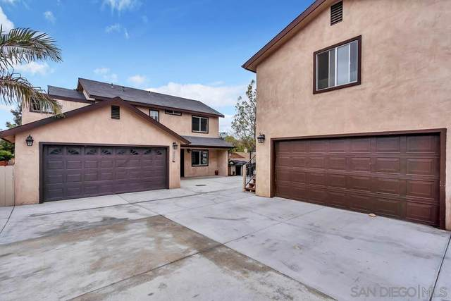 4670 70th St, La Mesa, CA 91942 (#210029036) :: COMPASS