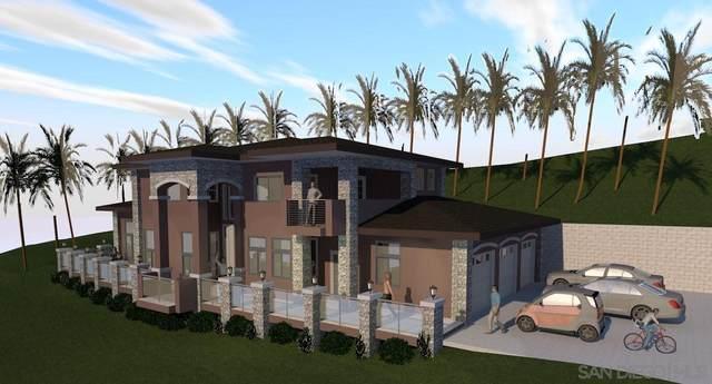1205 Foote Path Way N/K, El Cajon, CA 92020 (#210029039) :: PURE Real Estate Group