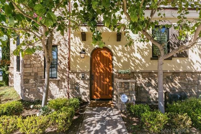 706 Silver Street, La Jolla, CA 92037 (#210029053) :: Dannecker & Associates