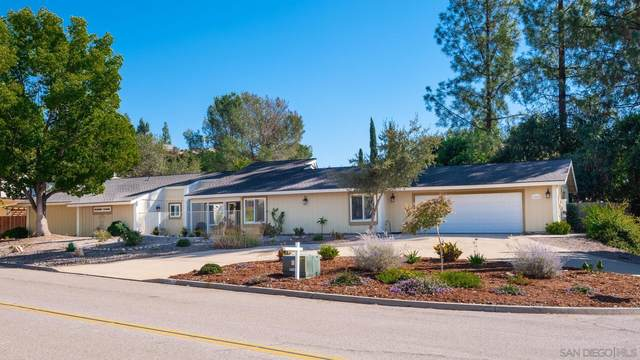 16614 Wikiup Rd, Ramona, CA 92065 (#210029061) :: Neuman & Neuman Real Estate Inc.