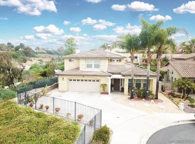 1163 San Dimas Court, Chula Vista, CA 91913 (#210029062) :: COMPASS