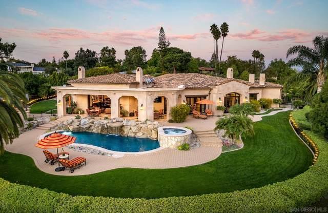 5112 San Elijo, Rancho Santa Fe, CA 92067 (#210029063) :: Neuman & Neuman Real Estate Inc.