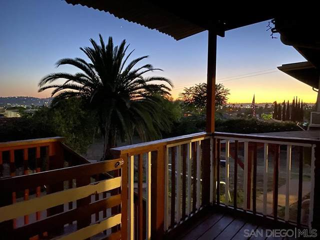1536 Luke Ln, El Cajon, CA 92021 (#210029065) :: Neuman & Neuman Real Estate Inc.
