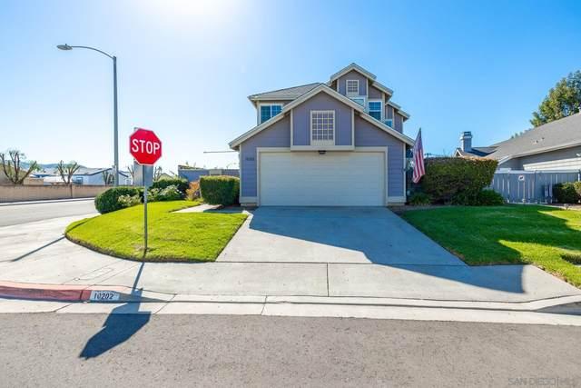 10202 New Bedford Ct, Lakeside, CA 92040 (#210029083) :: Rubino Real Estate