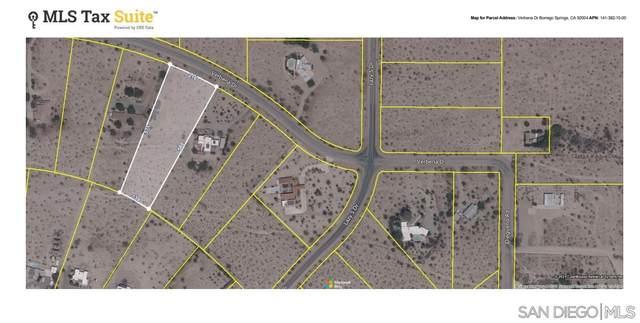 0000 Verbena Drive #182, Borrego Springs, CA 92004 (#210029107) :: Neuman & Neuman Real Estate Inc.