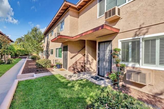 9729 Winter Gardens Blvd #75, Lakeside, CA 92040 (#210029115) :: The Legacy Real Estate Team