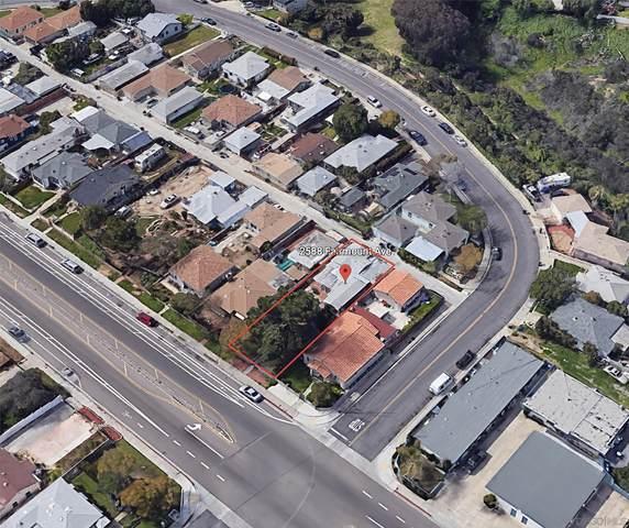 2588 Fairmount Ave, San Diego, CA 92105 (#210029120) :: Neuman & Neuman Real Estate Inc.