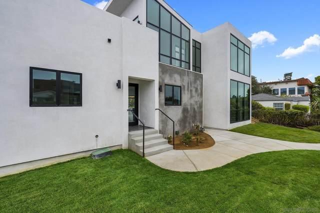 3505 Talbot Street, San Diego, CA 92106 (#210029124) :: Keller Williams - Triolo Realty Group